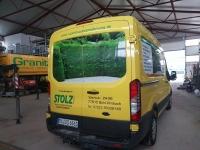 Kleintransporter - Stolz GmbH Bauunternehmung - Mietservice