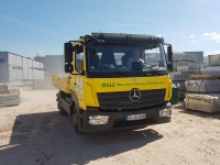 Transporter - Stolz GmbH Bauunternehmung 77815 Bühl - Mietservice