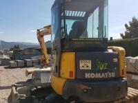 Komatsu Kleinbagger - Stolz GmbH Bauunternehmung - Mietservice